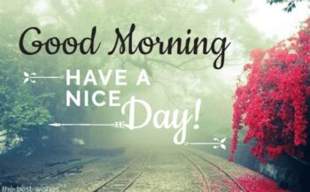 Sweet good morning messages – Wake her with a smile