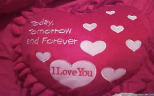 You are my love forever
